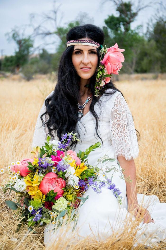 Los Angeles Wedding Bride