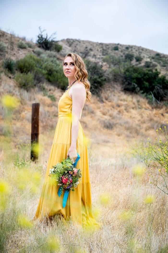 Los Angeles Wedding Bridesmaid
