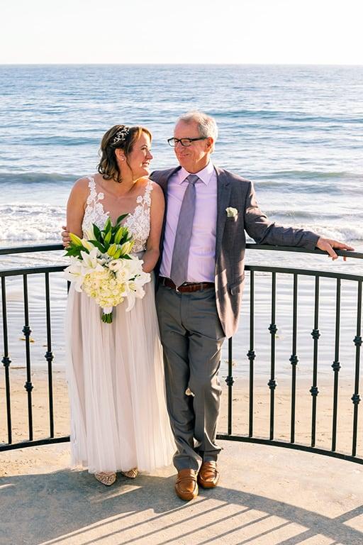 destination wedding Montecito
